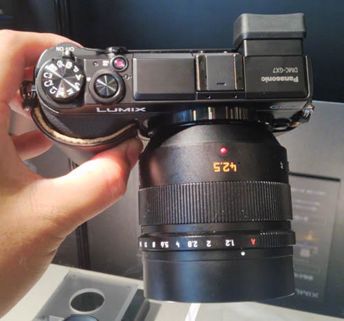 Leica DG Nocticron 42,5mm f:1.2 ASPH MFT lens 2