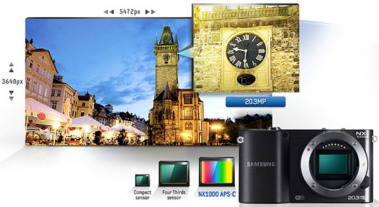Samsung-NX-mirrorless-cameras-20.3MP-sensor