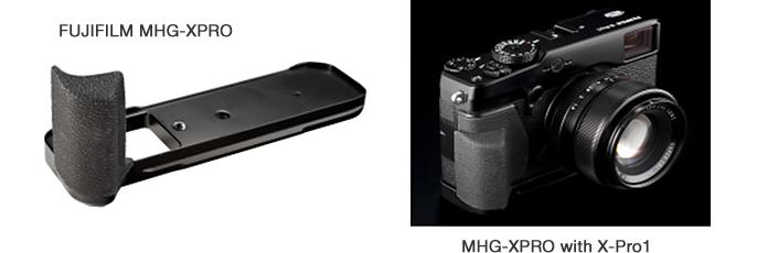 Fuji MHG-XPRO-handgrip