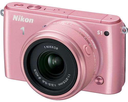 Nikon-1-S1-mirrorless-camera