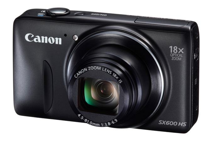 Canon PowerShot SX600 HS Digital Camera