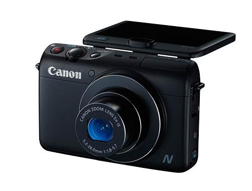 Canon Powershot N100 camera