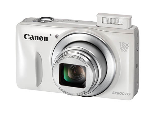 Canon Poweshot sx600hs camera