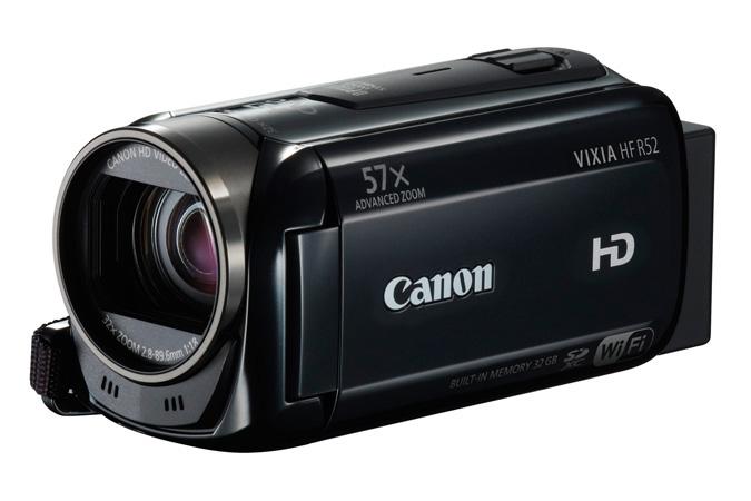 Canon VIXIA HF R52 Camcorder