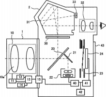 Canon automated AF adjustment patent
