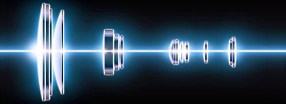 FUJINON optical 50x zoom lens 24mm - 1200mm lens