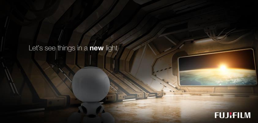 Fuji X-T1 camera teaser