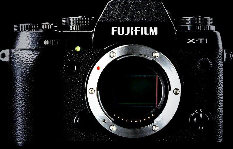 Fuji-X-T1-camera