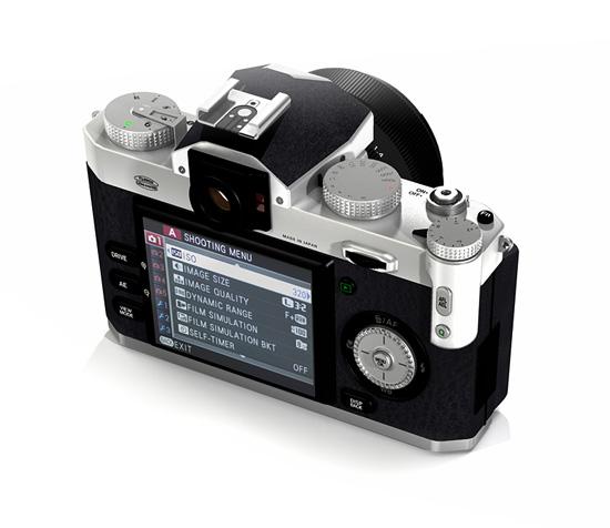 Fuji X-W1 camera 2