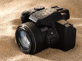 Fujifilm FinePix S1 camera 2