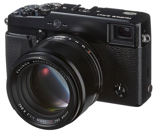 Fujifilm-Fujinon-XF-56mm-f1.2-R-lens-with-Fuji-X-Pro1-camera