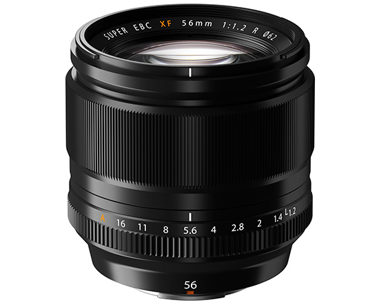 Fujifilm FUJINON LENS XF56mmF1.2 R