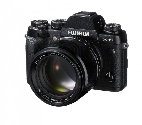 Fujifilm X-T1 mirrorless camera