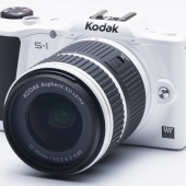 Kodak PixPro S-1 Micro Four Thirds camera by JK Imaging