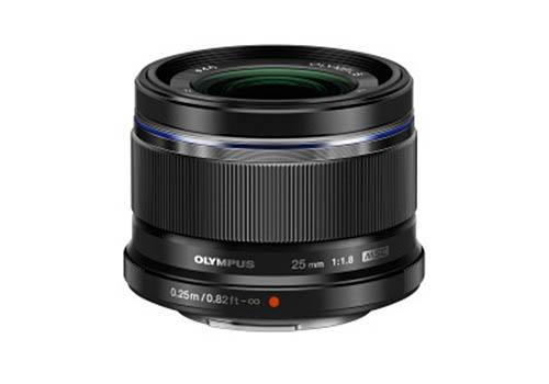 Olympus M.ZUIKO DIGITAL 25 mm F1.8 lens