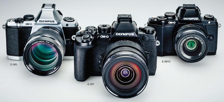 OM-D Olympus E-M10
