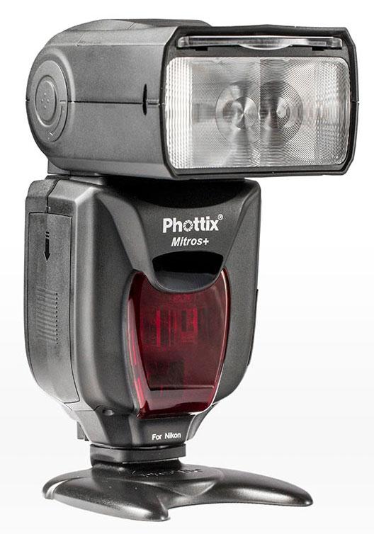 Phottix-Mitros+-TTL-transceiver-flash-for-Nikon