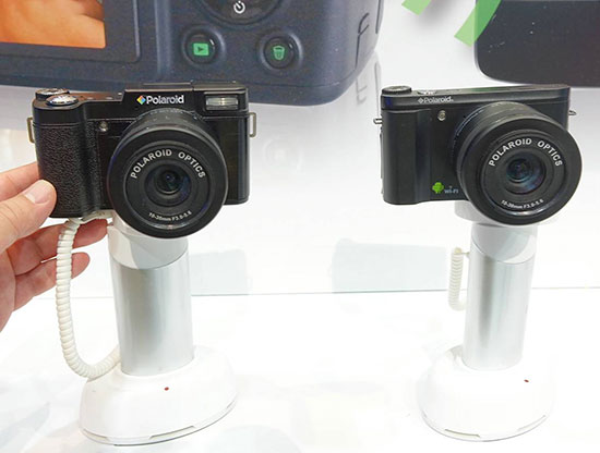 Polaroid-mirrorless-camera-CES-2014