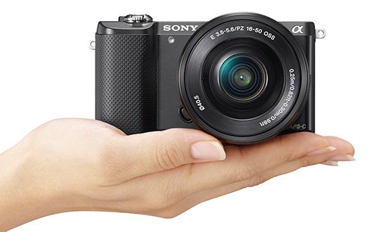Sony-A5000-camera