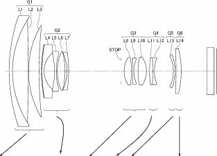 Tamron 10-100 mm f:3.5-5.6 lens patent