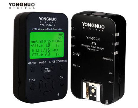Yongnuo-YN-622N-TX-i-TTL-LCD-wireless-flash-controller-trigger-for-Nikon-DSLR-cameras