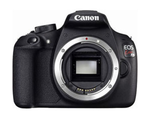Canon EOS Kiss X70 camera