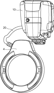Canon ring strobe patent