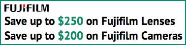 Fuji-rebates