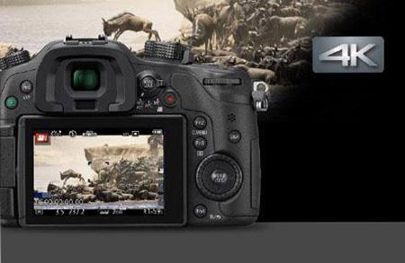 Panasonic-GH4-4k-camera