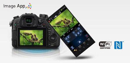 Panasonic-GH4-camera-image-apps
