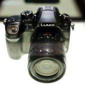 Panasonic Lumix GH4 CP+
