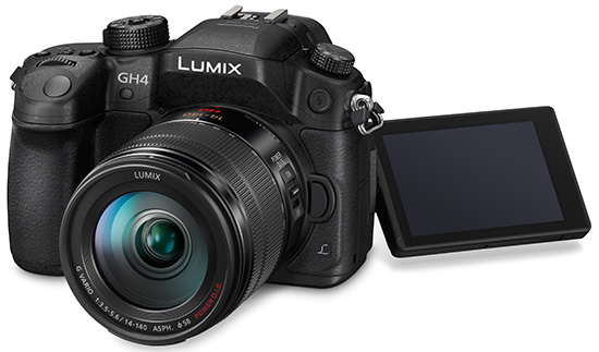 Panasonic-Lumix-GH4-camera-LCD-screen
