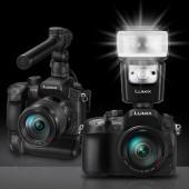 Panasonic-Lumix-GH4-camera-flash-microphone