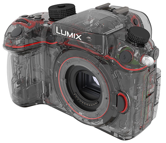 Panasonic-Lumix-GH4-camera-front