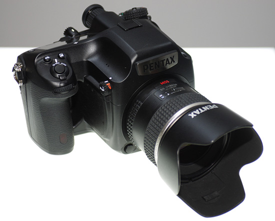 Spec & Price for Pentax 645D II Pentax-645D-II-2014