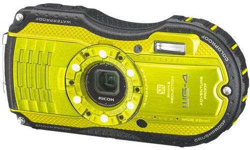 Ricoh-WG-4-compact-camera