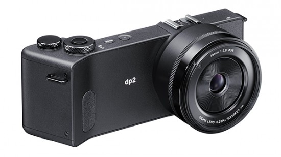 Sigma Quattro DP2 camera
