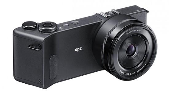 Sigma Quattro DP2 camera