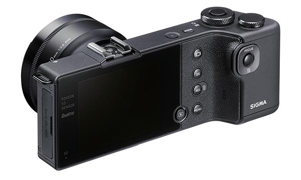 Sigma Quattro DP2 compact camera