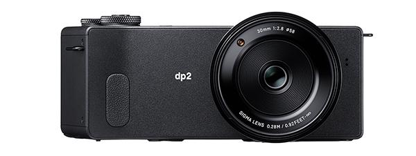 Sigma Quattro DP2 front