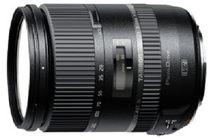 Tamron 28-300mm f:3.5-6.3 Di VC PZD lens
