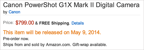Canon-PowerShot-G1X-Mark-II-Digital-Camera-shipping-date