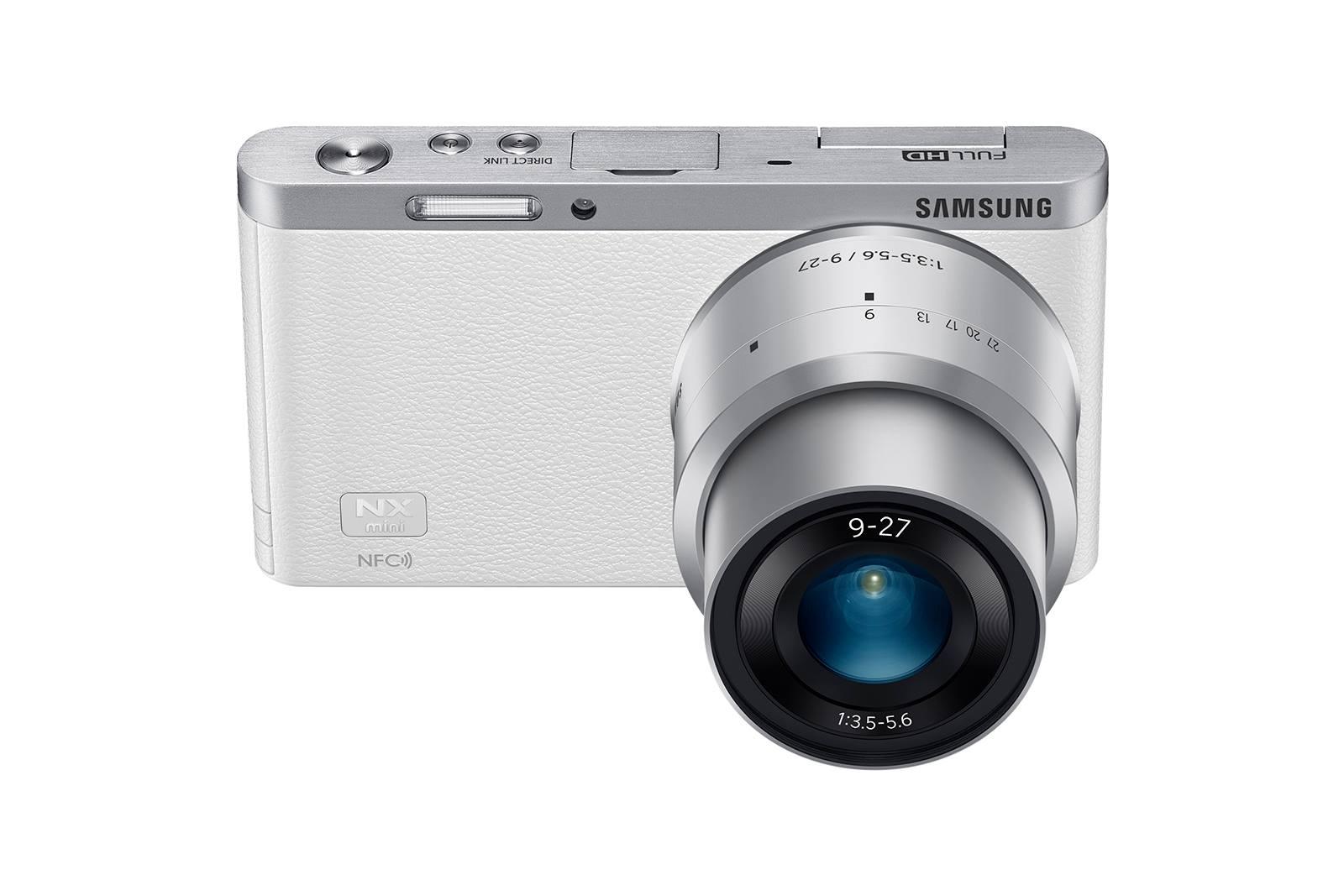 samsung nx mini smart camera announced photo rumors