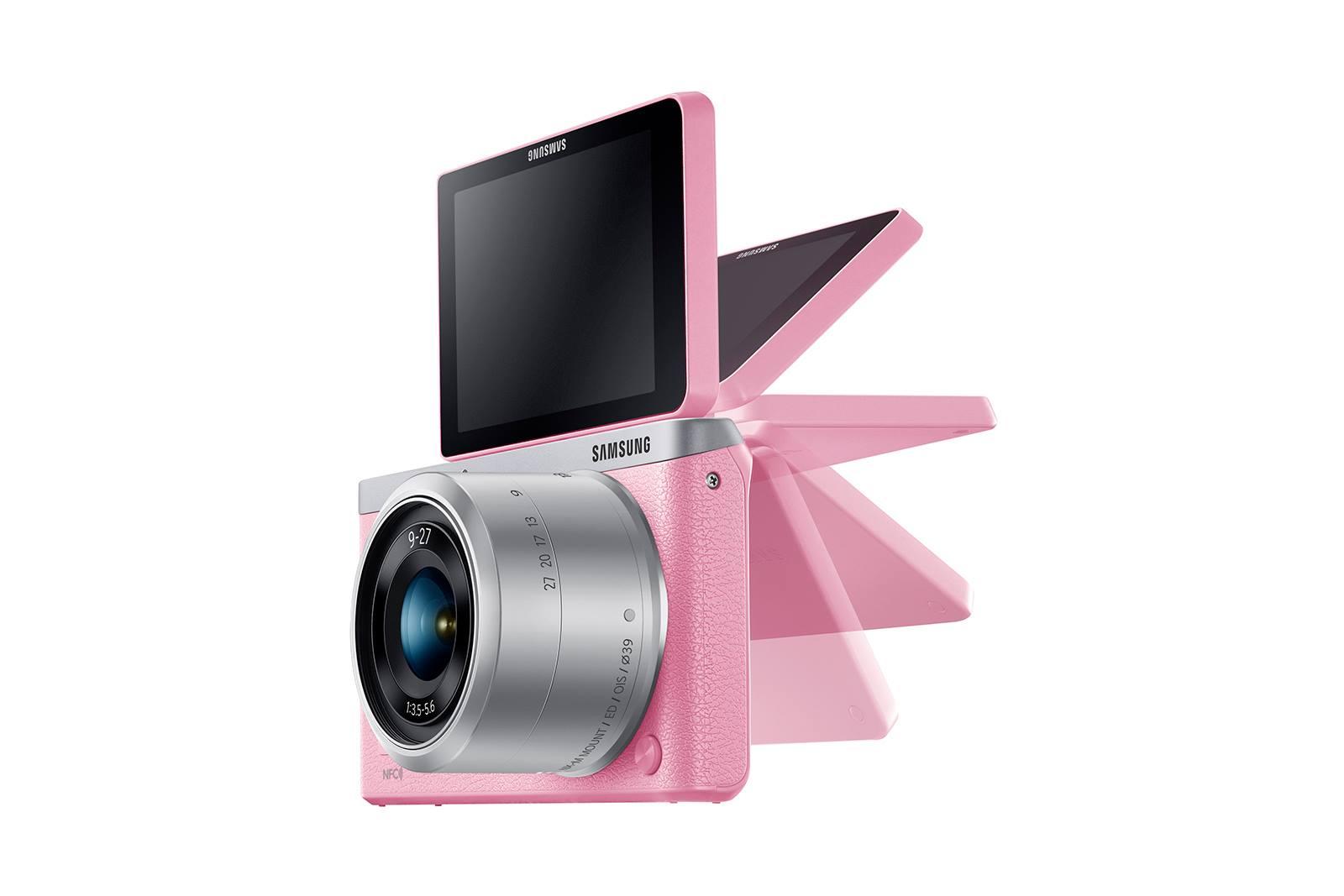 Samsung NX mini SMART camera announced