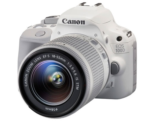 Canon-EOS-100D-camera-white