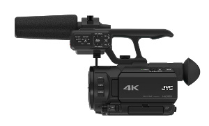 JVC GY-LSX2 compact handheld camcorder