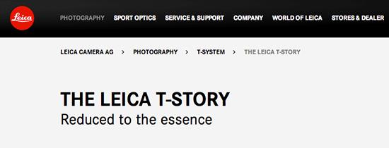 Leica-T-camera-website