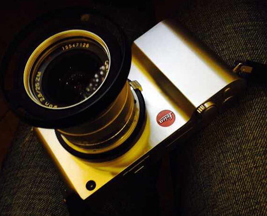Leica-T-type-701-camera-with-M-lens-adapter