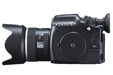Pentax 645z medium format camera 11