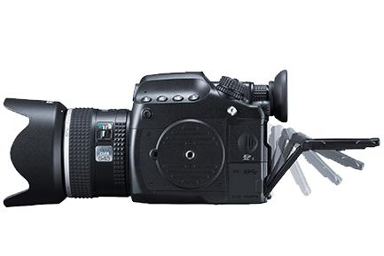 Pentax 645z medium format camera 6